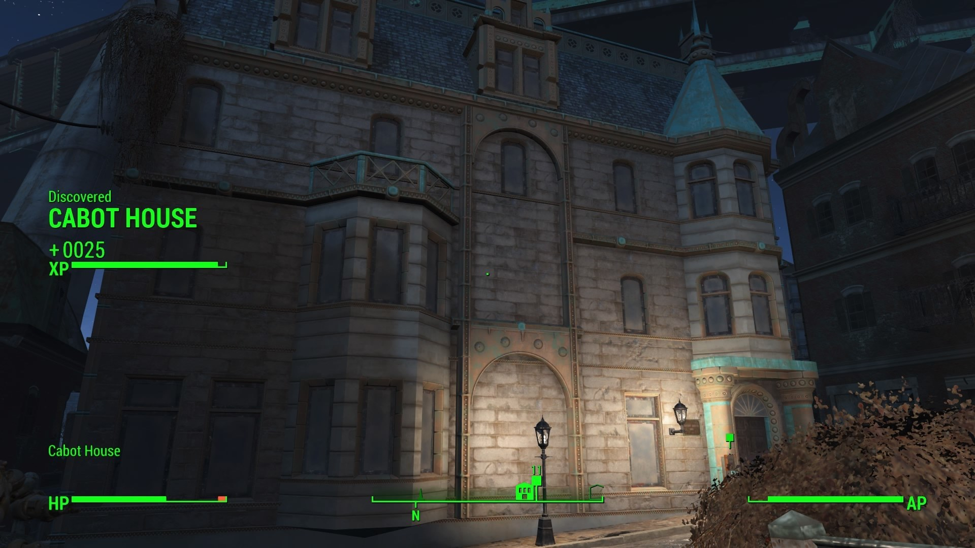 Cabot house fallout 4 wiki for Edward deegan