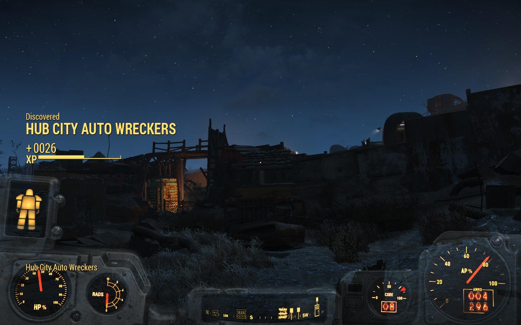 Hub City Auto Wreckers   Fallout 4 Wiki