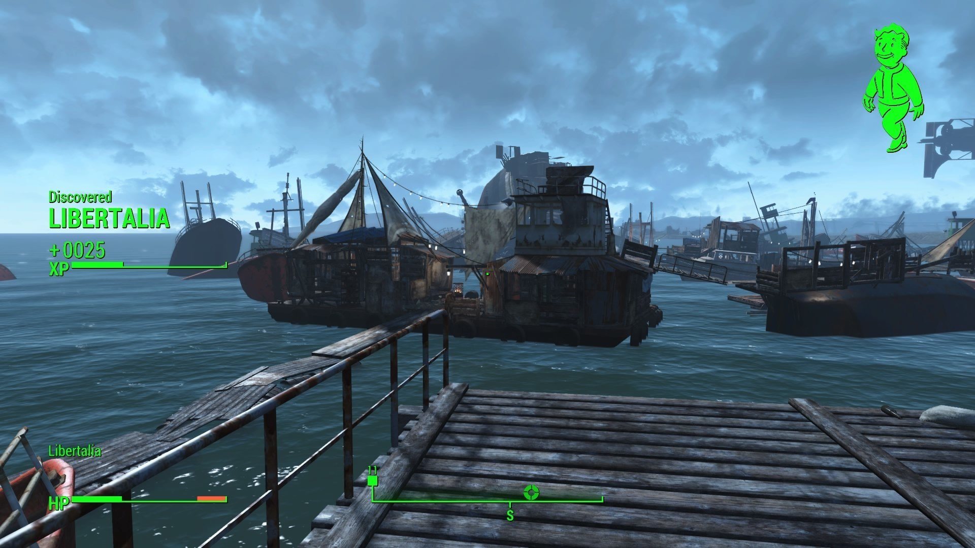 The Quests Shanty