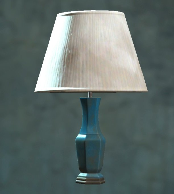 blue table lamp fallout 4 wiki With table lamp fallout 4