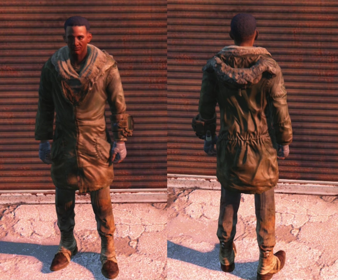 Explorer Outfit Fallout 4 Wiki